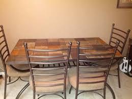 ashley antigo slate dining table antigo slate dining table zette