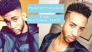 light skin hairstyles men how to get perfect curly hair for black men natural dry hair