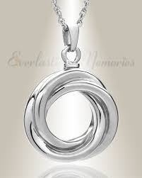 urn pendants evrmemories has sterling silver ringed eternity urn pendants