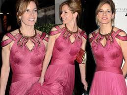 darcey bussell earrings darcey bussell is the of the in dazzling fushia gown