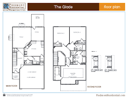 glade piedmont residential home builder in canton ga