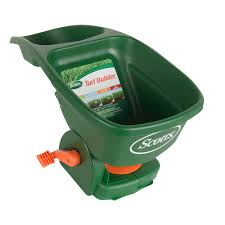 handy green ii manual spreader spreaders canac