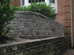 add depth and value to your backyard with retaining walls stone