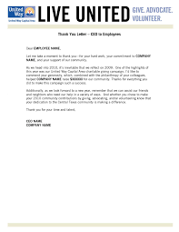 sample letter for charity event 100 charity giving letter global village champions charity giving letter ceo thank you letter to employees the letter sample letter appreciation employees from ceo ceo scott blackmun sent regarding ceo