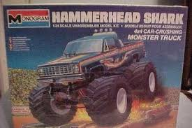 hammerhead shark monster trucks wiki fandom powered wikia