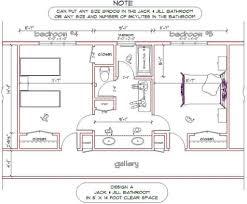 100 jack and jill floor plans 100 5 bedroom 3 bathroom