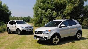 ssangyong korando 2014 ssangyong celebrates 60th anniversary with special editions