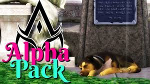 sims 3 australian shepherd couldn u0027t be a kitten sims 3 pets the alpha pack series ep 3