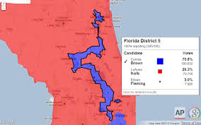 Florida House Districts Map Radiologic Is