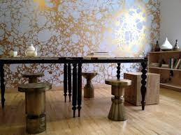 wallpapers interior design two creative ideas for wallpaper designs with marble pattern of