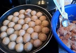 cara membuat mie yang kenyal resep tina bakso bakso bakso nih bun resep dan cara