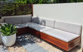 custom outdoor daybed seat and back cushions the foam booth