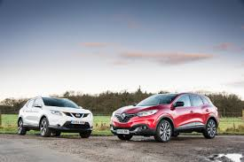 nissan is from which country renault kadjar or nissan qashqai