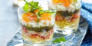 recettes de cuisine femme actuelle les verrines de l été nos recettes faciles et rafraîchissantes