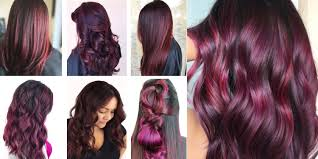 Can You Black With Color Is Burgundy Hair Color Right For You Matrix