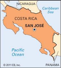 san jose costa rica on map san josé britannica homework help