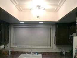 replace light fixture with recessed light replacing ceiling light fixture with recessed lighting installing