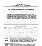 construction project manager experience in project engineering