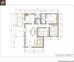 modelo de casas de 3 quartos mi pasión pinterest house
