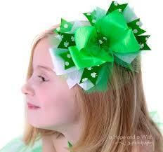 girl hair bows big girl toddler boutique hair bows
