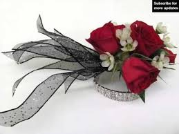 Corsage Prices Wedding Boutonnieres And Corsage Red Roses Corsage Red Roses