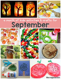 30 fall kids activities for september where imagination grows