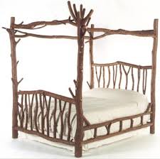 Forest Canopy Bed The Bent Tree Natural Furnishings And Accents