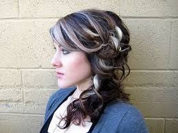 hairstyles with grey streaks 48 best new hair style i want next images on pinterest hairdos