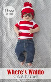 where s waldo costume a simple where s waldo costume for kids and adults both in