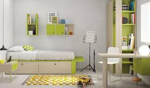 Inspiring Boys Bedroom Ideas - Green childrens bedroom ideas