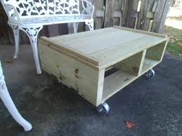 Diy Patio Coffee Table Diy Pallet Patio Coffee Table
