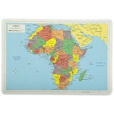 africa map map maps of africa