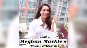 Meghan Markle Toronto Address by Tour Meghan Markle U0027s Toronto Apartment Leafs Net