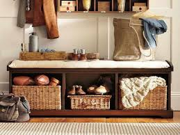 Entryway Bench And Storage Shelf With Hooks Entryway Bench With Storage With Hooks Entryway Bench With