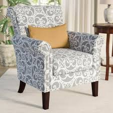 Tufted Chair And A Half Farmhouse Accent Chairs Birch Lane