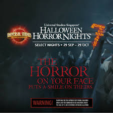 halloween horror nights tickets universal studios singapore halloween horror nights 7 event