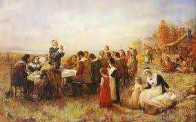 the thanksgiving in america 1621 theology in perspective