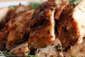 recipes herb roasted turkey breast what we re a