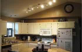 lighting track lighting for kitchen ceiling amusing modern black