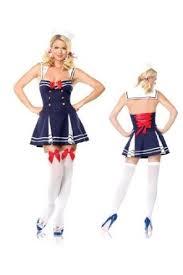 Navy Halloween Costumes Womens Halloween Costumes Naughty Sailor Navy Pin