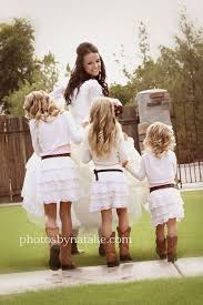 country flower girls in boots photo photos by natalie ring