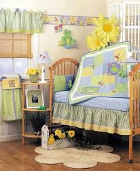 Frog Crib Bedding Baby Frog Bedding