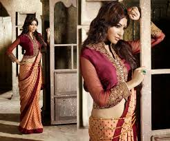 saree draping new styles style the ethnic route