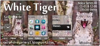 microsoft themes for nokia c2 01 nokia c2 00 white tiger theme android
