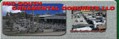 mid south ornamental concrete llc