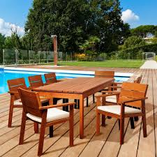 Patio Furniture San Diego Clearance by Amazonia Patio Dining Furniture Patio Furniture The Home Depot