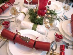 Christmas Decoration Table Settings christmas decorations 5 ways to decorate your holiday table on a