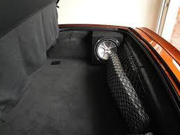 c6 corvette sub box subwoofer box space saving install z06vette com corvette