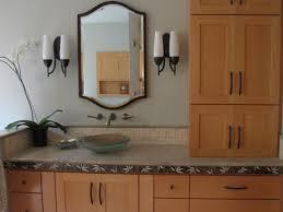 Bathroom Linen Closet Ideas Bathroom Vanity With Linen Cabinet Inspirations Also White Floor