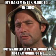 Flooded Basement Meme - flooded basement meme basement inspiring
